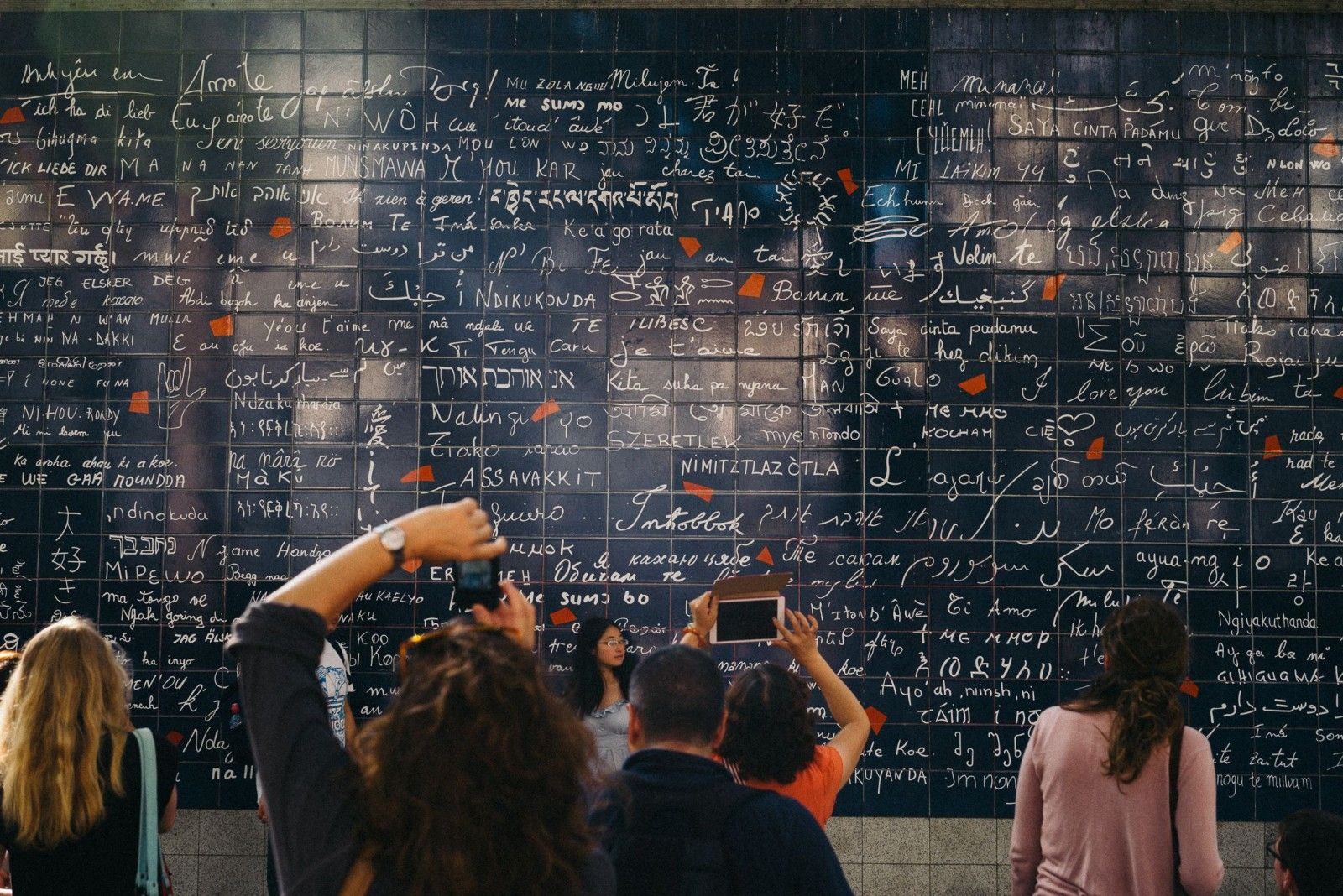 Wall of Love Paris